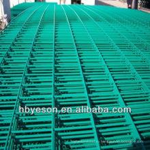 """4ftx8ft сварной сетки лист / железнодорожная станция безопасности забор / усиленный забор netting 4 """"x4"""""""