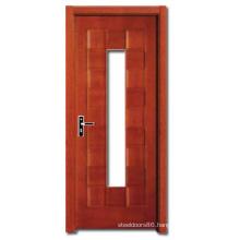 Solid Wood Door (HDA011)
