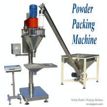 Máquina de envasado en polvo semiautomática / Máquinas de embalaje