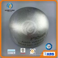 304 / 304L нержавеющая сталь крышка патрубок с ISO9001: 2008 (KT0031)