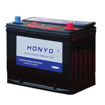 Batteries de voiture N50ZMF MF 12V 60Ah