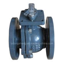 Шаровой кран чугунный DIN (DN15-DN400)