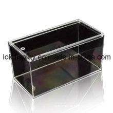 Acryl Aufbewahrungsbox, Modell Box, Clear Box