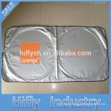 Portable Car Windshield Sunshade For Advertising Auto Sunshade
