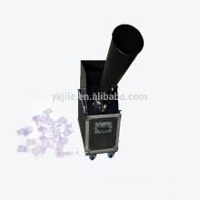 Cash Blowers Confettis Machine Party Décoration et concert Utilisation Confetti Blaster avec de l'argent Faux