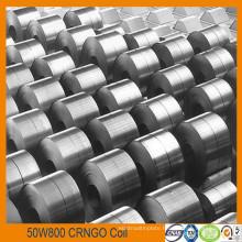 Non Grain Silicon Steel Coil at Core Loss 4.2W/kg Grade W800