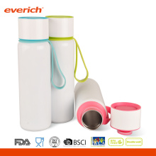 400ml Double Wall Stainless Steel Vacuum Flask For Girl