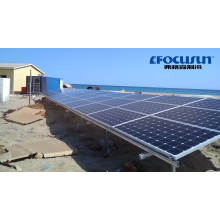 Focusun new technology containerized type solar power cold room with low price