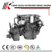 140HP 4-stroke caña del timón manual parada larga eje barco motor fueraborda motor fuera de borda motor 4 tiempos