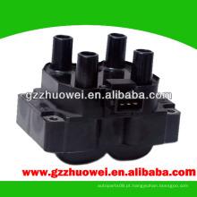 Novo Fiat bobina de ignição 2 tempos de ignição do motor bobina OEM 60558152