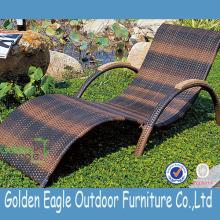 Outdoor Wicker Furniture Sunlounger