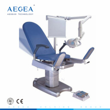 AG-S101 Hôpital équipement mère travail luxueux obstétrique livraison gynécologue chaise à vendre