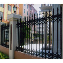 Excellent R & D Team Wall Forte personnalisation Palisade Fence