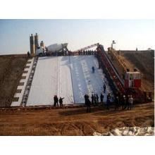 Tapa de drenaje de drenaje para relleno de tierra con CE