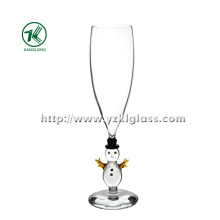 Single Wall Champagne Glass by SGS (dia 6*24)