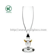 Одностенное шампанское Glass by SGS (диаметр 6 * 24)