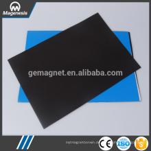 Viele Arten qualitätsgesicherter flexibler Silikonmagnet-Gummiband