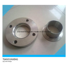 Forged DIN2641 Lap Joint Stainless Steel Flange