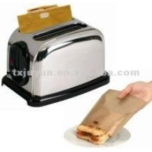 PTFE Coated Reusable Toaster Bag