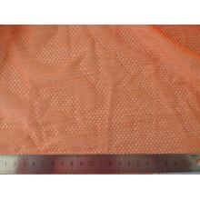 Orange Color 50GSM Mesh Net Fabric