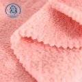Manta Sherpa 100% Poliéster Coral Fleece Fabric