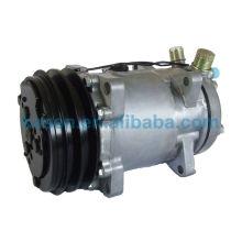 Sanden Auto Compressor de Ar Condicionado para Deutz / JCB / Isuzu OE # 8220