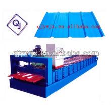 QJ 840 automatische Dachziegelkaltwalze, die Maschine bildet