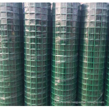 PVC Plastic coated welded wire mesh