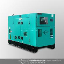 Stromaggregat 75 kVA Dieselgenerator angetrieben von CUMMINS 4BTA3.9-G11