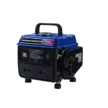 0.65KVA gasolina gasolina generador eléctrico utiliza fuente de horno sólo