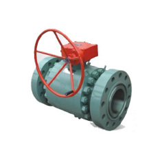 Mengurangi Bore Ball Valve