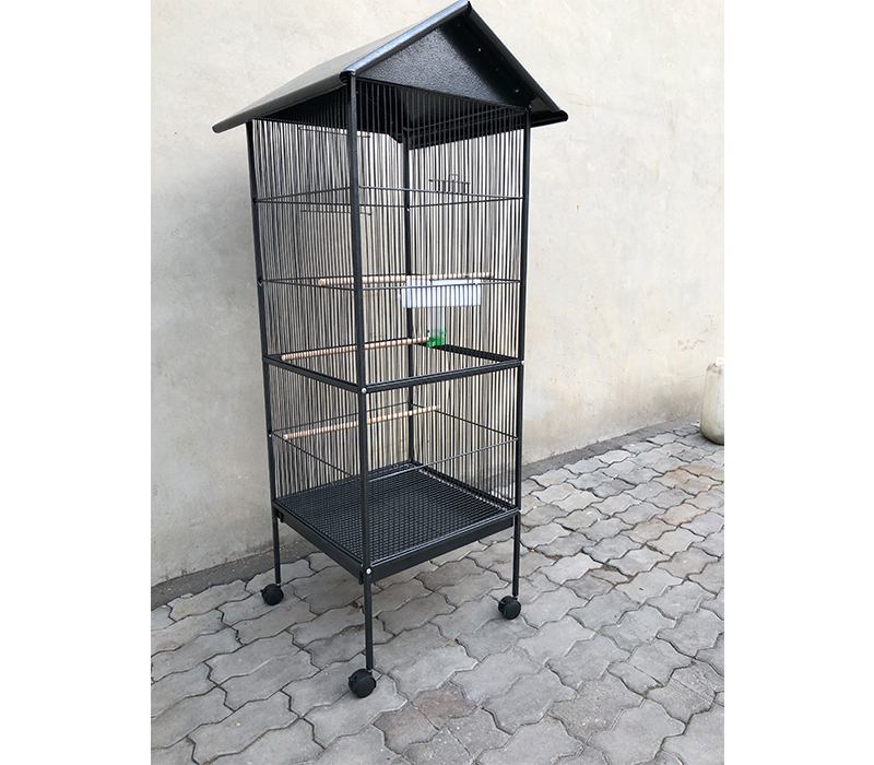 Birdcage parrot cage