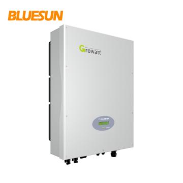 Growatt hot sale dc inverter solar power inverter 8kw