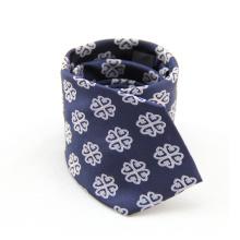 Laço 2018 floral do jacquard da gravata 100%