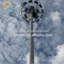 Preço especial para a especificação dos pólos de iluminação do mastro alto da vila do porto do aeroporto
