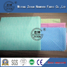 Hydrophilic Spunlace Non Woven Fabric