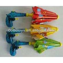 Pistolas de agua para niños Pistola de agua del paraguas del juguete del arma de agua