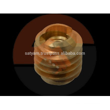 M4 threaded brass inserts for plastic