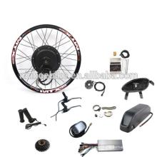 2020 new model 48v 2000w ebike e bike electric bike bicycle hub motor conversion kit with battery