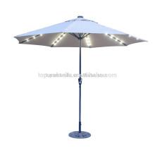 Le meilleur parapluie extérieur de parapluie de jardin de parapluie de qualité