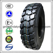 China Rubber Boto Brand Radial Truck Tire 12.00r24