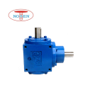 Industrial Motor Speed Adjust 787.82N.m Cubic Bevel Gearbox