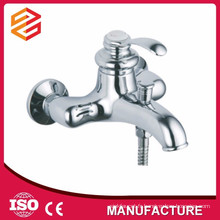 mitigeur exposé douche robinet mélangeur de bain douchette à main