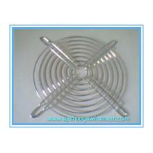 Grille de fil d'acier en métal / garde de ventilateur pour le ventilateur industriel