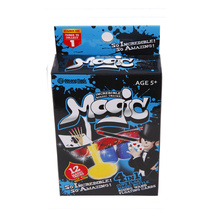 New Incredible Magic Tricks Set Four In One