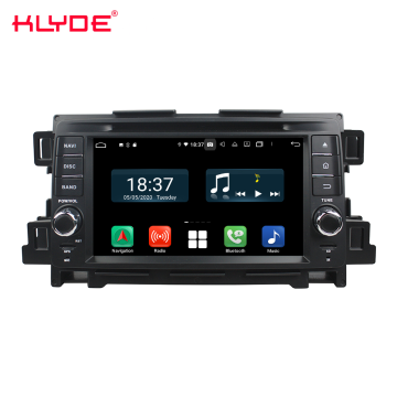 MAZDA CX-5 용 KLYDE Android 10 차량용 DVD