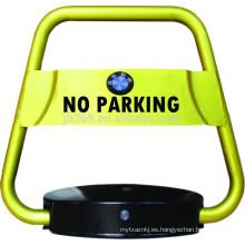 protector de espacio de estacionamiento inteligente / bloqueo de estacionamiento