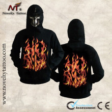 HM-100213 hoodie with zipper
