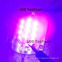Lumière LED et UV 365nm, 395nm 25W Nouveau