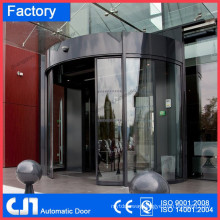 Office Center Hotel Automatic Door Curved